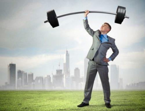 Če si želite večjo disciplino, je naslednjih 5 vaj za vas